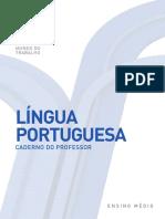 CEEJA de EM SEE de SP Lingua Portuguesa