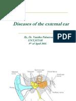 external ear disease