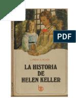 La Historia de Helen Keller - LORENA R HICKOK