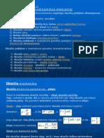 1.1.6 Skyschiu mechanika (Fizika.KTU.2009)