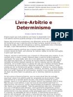 Livre+arbitrio+e+o+Determinismo
