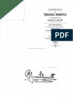 Teologia Dogmática Tomista - Tomo II, Vol. 2