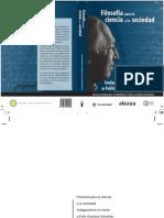 Filosofia Para La Ciencia y La Sociedad Cecilia Hidalgo