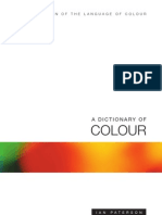 a dictionary of colours