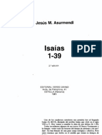 (2) 023 isaias 1-39, jesus m asurmendi