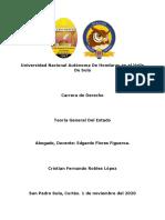 El Estado Unidad Política-Tarea 3-Cristian Robles