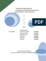 Praktikum Densitas Dan Porositas Batu Bata Merah, Putih, Tahan API (SK 34)