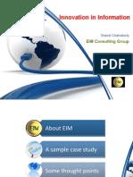 EIM in Digital Media
