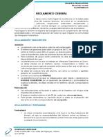 Reglamento General Marqueza Translations