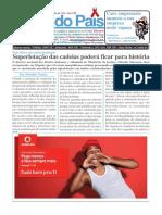 Jornal Diário Do País EDIÇÃO Nº1600 Pmd