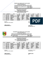 DAFTAR MATA PELAJARAN KLS1-6