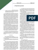 EVALUACIÓN L O E  Orden 10-8-2007 Evaluacion Primaria