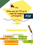 Como usar las TIC en el aula