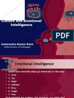 Invited Lecture IIT KGP-- Culture - Emotional Intelligence