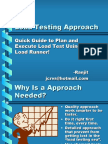 Quick Guide to Plan and Execute a Load Test