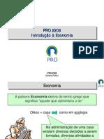 Introdução Economia