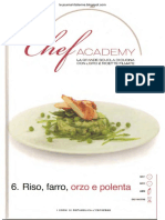 Chef Academy - 06 - Riso, Farro, Orzo e Polenta
