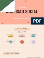 Inclusão Social - SEMEAR