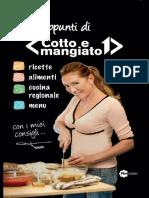 Appunti di Cotto e mangiato 201 - Tessa Gelisio