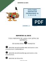 d06 d Guia Reporte Dece 2019