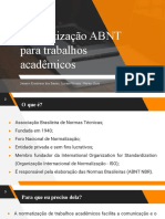 PPT - normas ABNT - apresentação aula dia 04-05