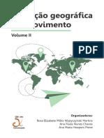 eBook Educação Geográfica Em Movimento II JULHO 2021