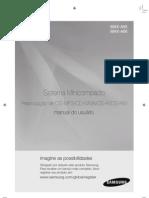 Manual Samsung - MAX-A66