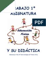 Didáctica Educación Fisica
