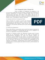 Empresa Transportes Justo a Tiempo.col.Avance