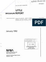 STS-44 Space Shuttle Mission Report