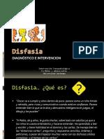 Disfasia diagnostico