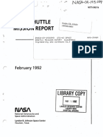 STS-42 Space Shuttle Mission Report