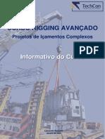 Informativo Rigging Avançado - TechCon Engenharia