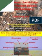Slow House Protezione Da Minacce Di Tipo Generale e NBCR ( Nucleare,Biologico,Chimico,Radiologico ) 09Apr 2011