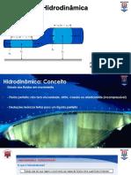 Aula 3 - Hidrodinâmica