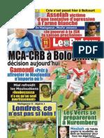 LE BUTEUR PDF du 11/04/2011