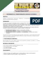 10-09-2021 EXPERIMENTO 01 TRANSFORMAÇÕES GASOSAS ISOTERMICA