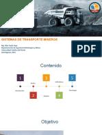 Carguío y Transporte MG Geometalurgia