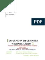pae - geriatria