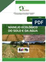CAERDES - Serie Agroecologia Volume 3 manejo ecológico de solo e agua
