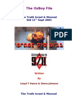 The Truth Israel & Mossad Did 11th Sept 2001 Attacks