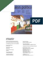 analisis politico 33