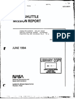 STS-59 Space Shuttle Mission Report