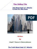 The Truth About 11th Sept 2001 Attacks & How 911 Was Done