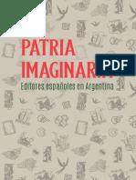 editores españoles en la Argentina