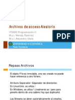 Archivos Aleatorios