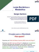 Cirurgia Bariátrica e Metabólica