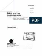 STS-66 Space Shuttle Mission Report