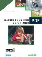 Calculo Fontaneria