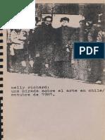 una mirada sobre el arte en chile, 1981